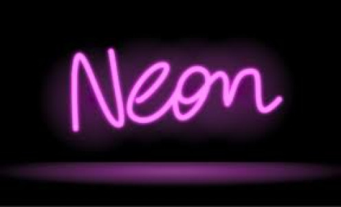 The Neon light was invented in 1903 and till this very day is a top selling item in stores all across the states.