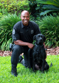Police service animal force to have its own memorial
