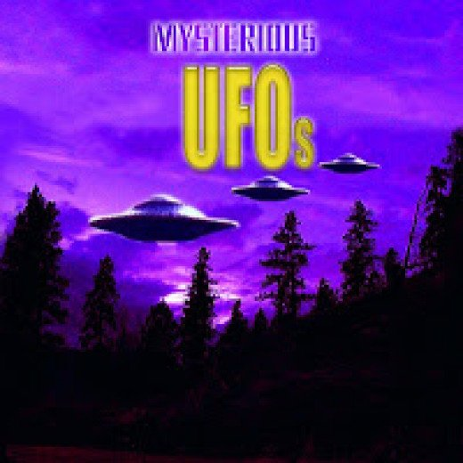 UFOs remain one of the world's greatest mysteries.