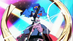 Anime Reviews: Gurren Lagann the Movie: Childhood's End