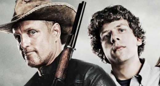 This is by far one of my favorite movies starring Woody Harrelson and Jesse Eisenberg in ZombieLand.