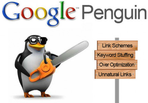Google Penguin Algorithm Changes