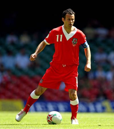 Ryan Giggs failed to qualify for a major tournament with Wales