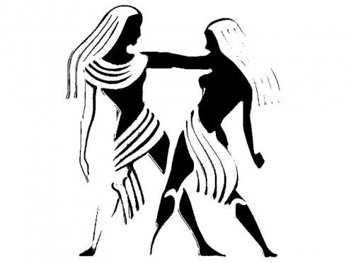 Signe du zodiac Gémeau by Rpinel Patricia