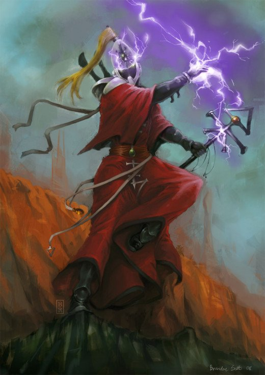 Eldar Psychic Powers 6th Edition