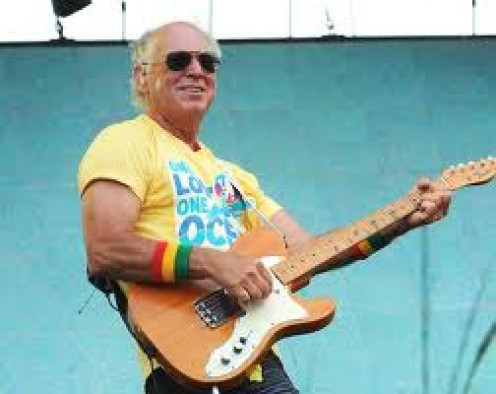 Jimmy Buffet has been making music for over 40 years and he even owns a nightclub chain called Margaritaville.