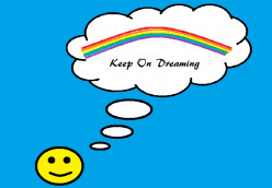 Inspirational Poetry: Keep On Dreaming