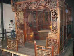 In Wuzhen Bed Museum