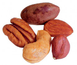 Eating nuts for weight loss