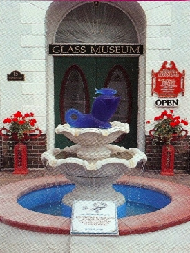 The Greentown Glass Museum