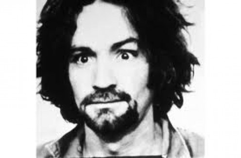 Charles Manson had followers that killed when he commanded. Movies and documentaries have been made about Charles Manson.  He is serving a life without parole term in a California prison.