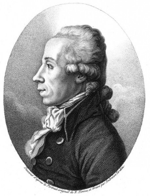 Martin Heinrich Klaproth named the element titanium in 1795 after the Greek titans.