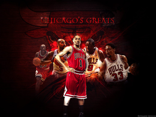 Can he be remembered with other Bulls greats?