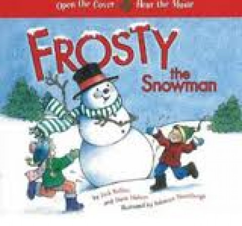 Frosty the Snowman is a Holiday classic that has even been made into a cartoon and a movie.