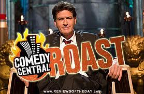 The Comedy Central Roast of Charlie Sheen was hosted by roast master Seth McFarland.