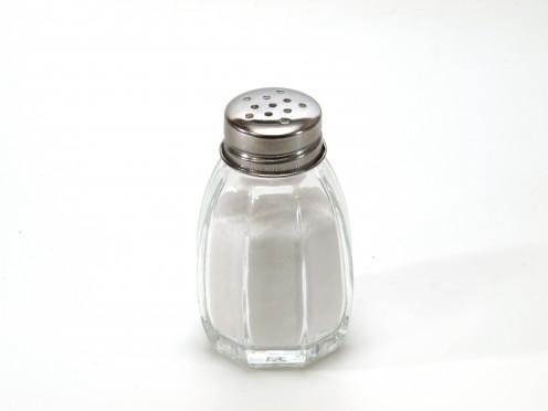 A Salt Shaker