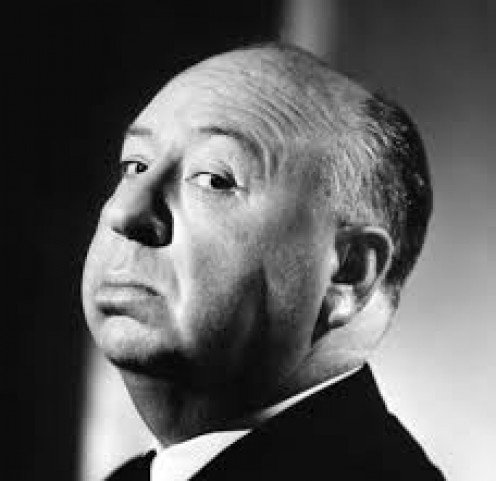 Alfred Hitchcock was a fabulous director who made many classic horror flicks including Pyscho.