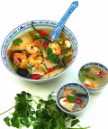 10 Best Homemade Thai Tom Yum Soup Recipes