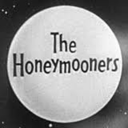 """The Honeymooners starred Jackie Gleason and America tuned in to:    """"To the moon, Alice"""""""