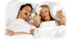 Snoring and Sleep Apnoea - one is an annoyance the other can be serious.