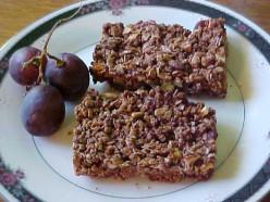 Healthy Crunchy Granola Bar Recipe