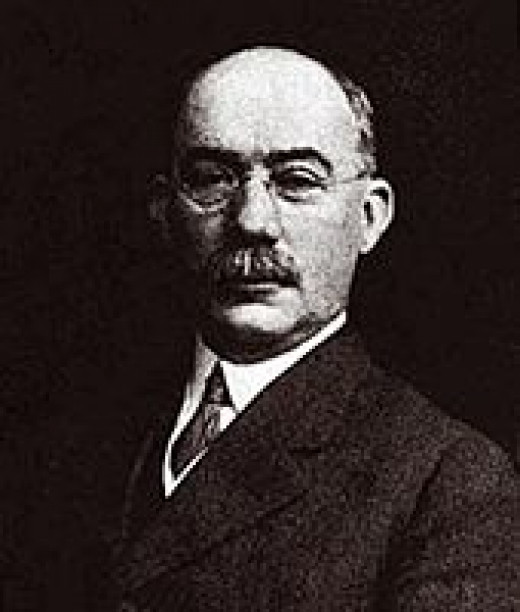 Henry Gantt (1861–1919), the inventor of Gantt charts which has been one of the most popular way to make schedules