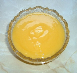 How to Make Lemon Curd, Recipe for Lemon Butter Sauce for Fish Sauce