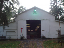 The Preaching Shed at TGAF