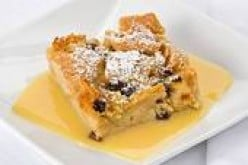 Old Fashioned (Organic) Bread Pudding.