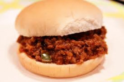 You Just Can't Say No To A Sloppy Joe