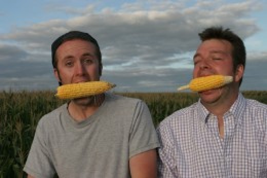 The creators of the eye-opening documentary King Corn