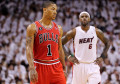 Could Derrick Rose Lure LeBron James to the Chicago Bulls?
