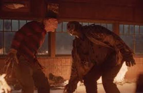 Freddy Krueger fought Jason Voorhees in Freddy vs. Jason: Winner Kills All. This film was a horror fan's dream come true.