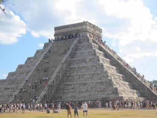 El Castillo at Chichén Itzá