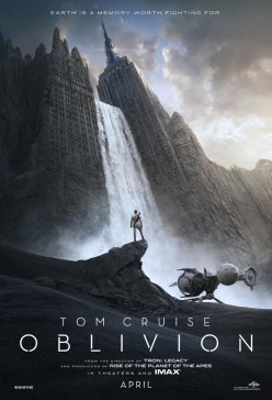 Ka-Tet's Movie Review: Oblivion