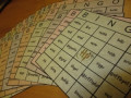 Harry Potter Bingo Cards