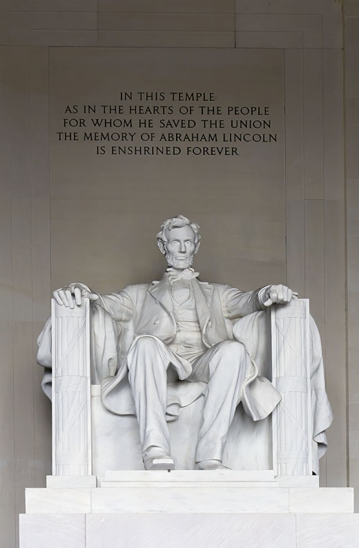 Picture Of Lincoln Memorial