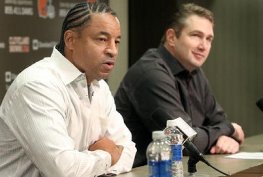 Ray Horton and Rob Chudzinski