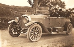Picture Of An Old Car