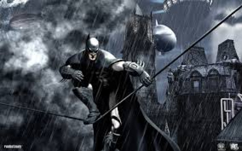 Arkham City was produced for the Sony Playstation 3 and the XBox 360.
