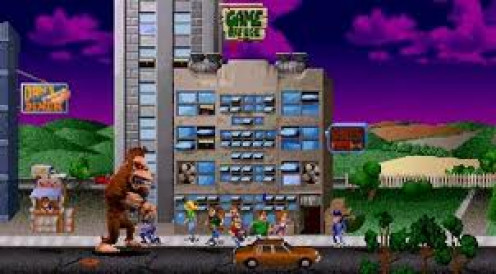 Rampage was released in 1986 for Arcades across America. It was later ported to home video game consoles because of it's popularity.
