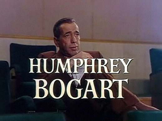 "Bogart in his role as Harry Dawes in ""The Barefoot Contessa""."