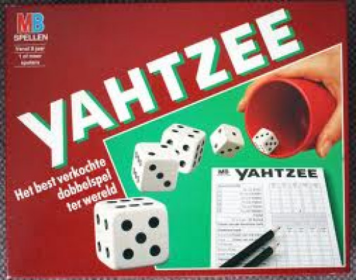 Yahtzee came out to the public in the 1950s and has been popular among kids and adults for over fifty years.