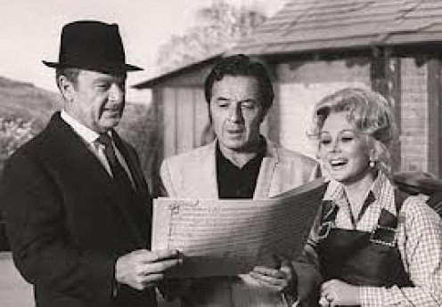 Green Acres lasted six seasons and aired nearly 200 episodes. It was a corny show but it was full of laughter nonetheless.