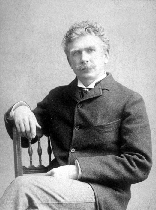 Ambrose Bierce, one of the originators of the Short Story form
