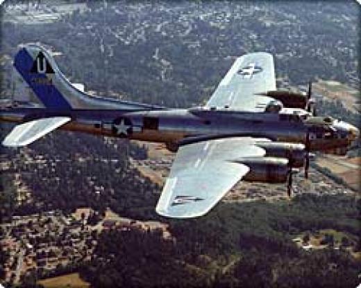 The legendary Boeing B-17