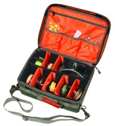 Allen Company Big Fork Fishing Reel and Gear Bag