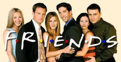 Friends came out in 1994 and starred Jennifer Anniston.
