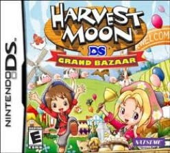 Marriage Candidates in Harvest Moon DS: Grand Bazaar