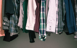 How to Declutter a Closet